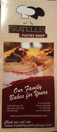 Fratelli's Bakery