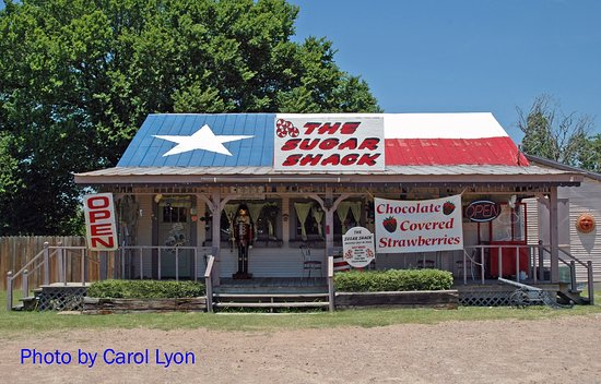 Bastrop, TX: Sugar Shack