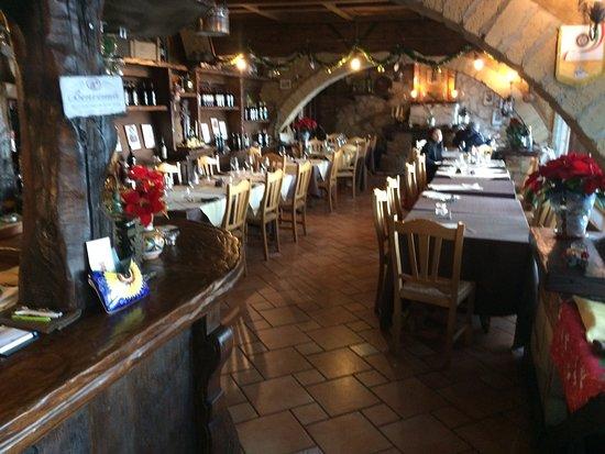 La Taverna dei Briganti: Perfect restaurant