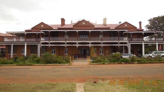 Kimberley, Nam Phi: Aussenansicht
