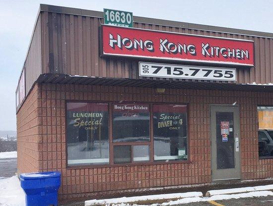 Hong Kong Kitchen - Newmarket ON