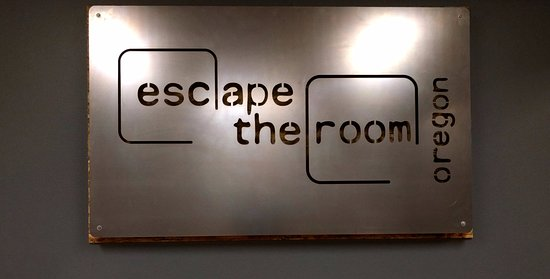 Escape The Room Oregon