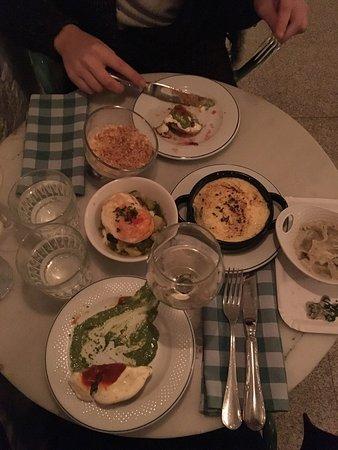 Restaurante la musa latina en madrid con cocina fusi n - La musa latina ...