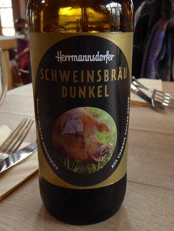 Glonn, Deutschland: Das eigene Dunkel-Bier zu Weihnachten