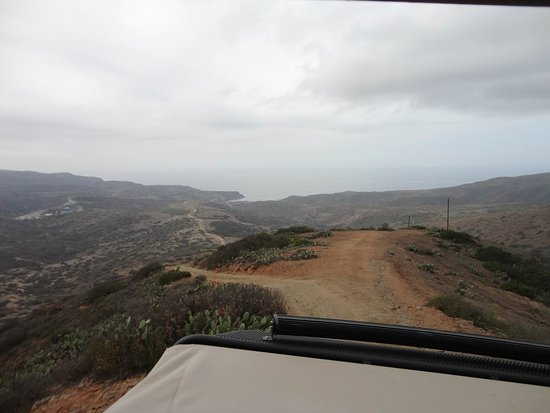 Cape Canyon Expedition: Narrow, steep, Dirt Roads!!