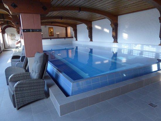 Hotel Prinz-Luitpold-Bad: Blick auf das neue Schwefelbad