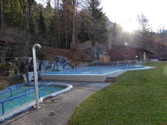 Hotel Prinz-Luitpold-Bad: Außenbereich mit beheiztem Schwimmbad