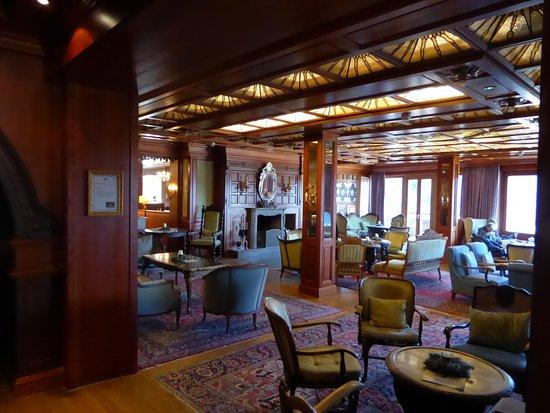 Hotel Prinz-Luitpold-Bad: Salon