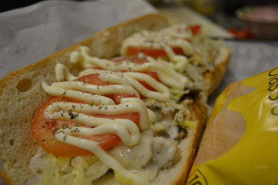 North Augusta, SC: Chicken Special Sub