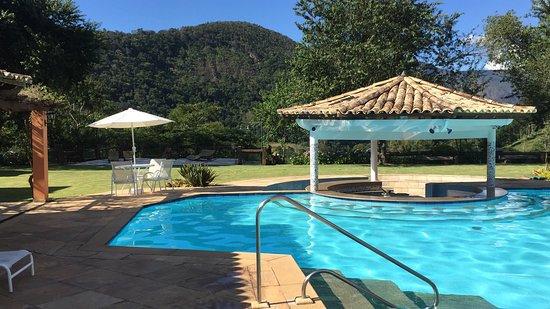 Quinta da Paz Resort: Lugar sensacional! Funcionários prestativos e simpáticos, sempre pronto pra ajudarem. Comida exc