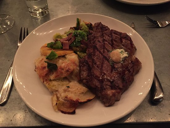 Thomas Hill Organics: ribeye steak