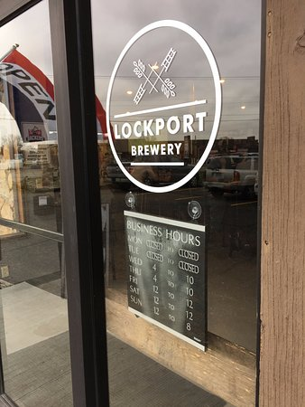 Μπολιβάρ, Οχάιο: Lockport