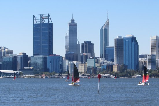 Funcats Watersports: Funcats on the Swan River.