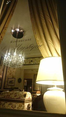 Le Mystique - Relais & Chateaux: restaurant
