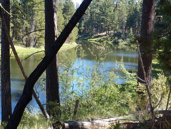 La Pine, Oregón: Dead Slough Loop
