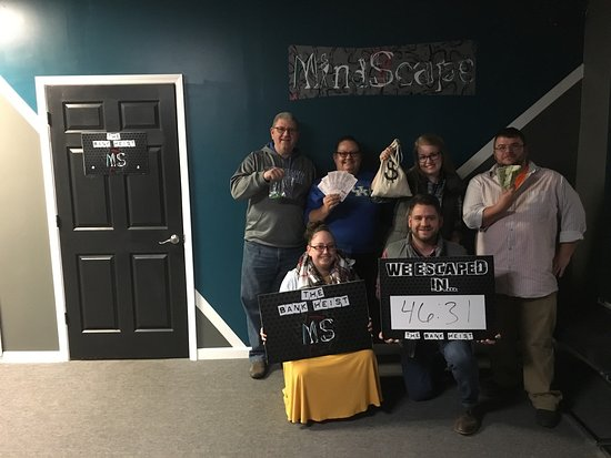 ‪MindScape Escape Rooms‬