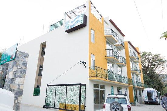 Hotel Cascada Huasteca