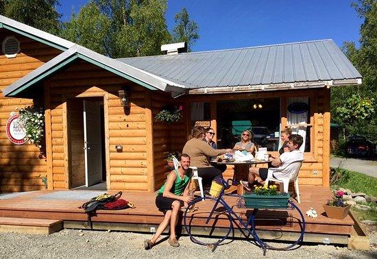 Hope, AK: Coffeehouse
