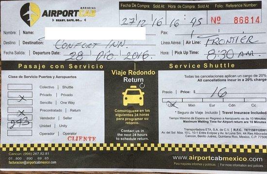 AirportCab
