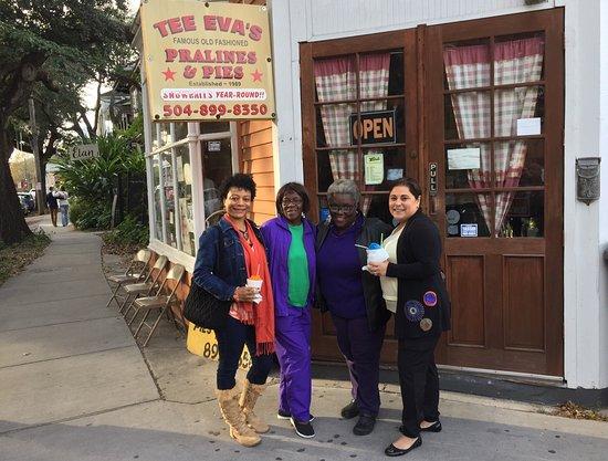 Photo of Restaurant Tee Eva's at 5201 Magazine St, New Orleans, LA 70115, United States