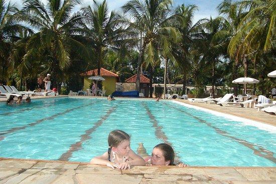 Alvares Machado, SP: piscina