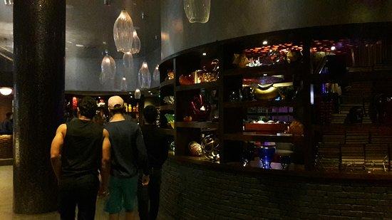 North Miami Beach, فلوريدا: vista de bar