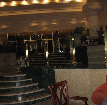 Sunset Pearl Apartments : داخل المبني الرئيسي