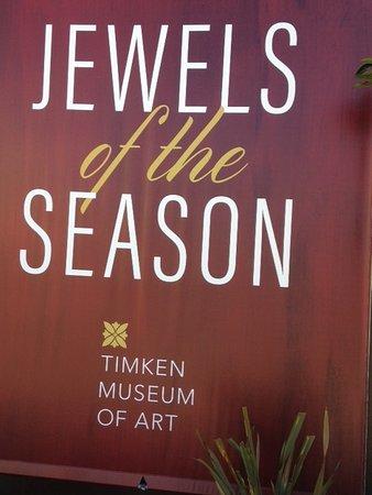 Timken Museum of Art: Poster, Dec. 2016