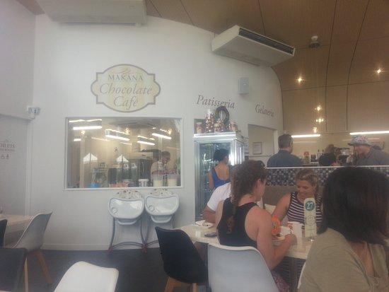 Керикери, Новая Зеландия: Makana Patisserie Inside #1