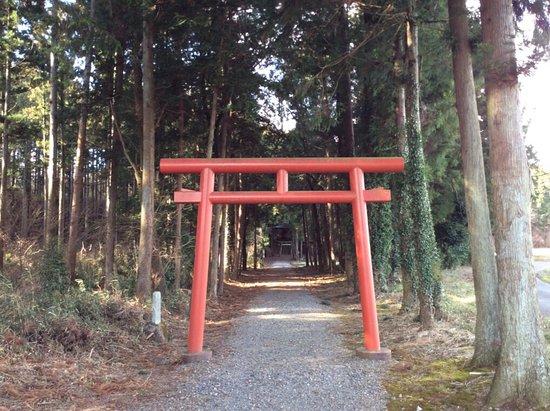 Tamamo Inari Shrine