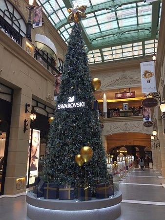 Shoppes at Parisian - Xmas tree - Picture of Shoppes at Parisian ...