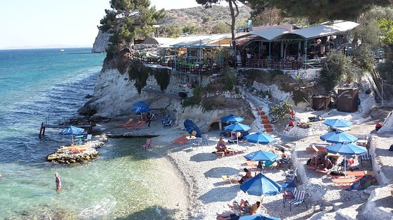 Ireon, Yunani: Strand