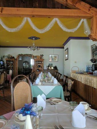 Alexandria, Canada: Main dining room