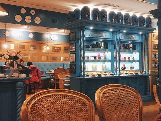 Photo of Restaurant Annvita Tea Shop Inc at 5437 Yonge Street, Toronto, ON M2N 5S1, Canada
