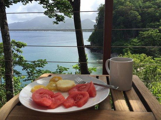 Secret Bay: Breakfast