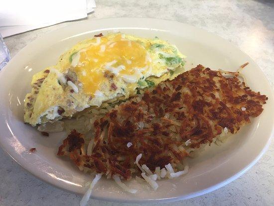 Union Gap, Ουάσιγκτον: Omelet