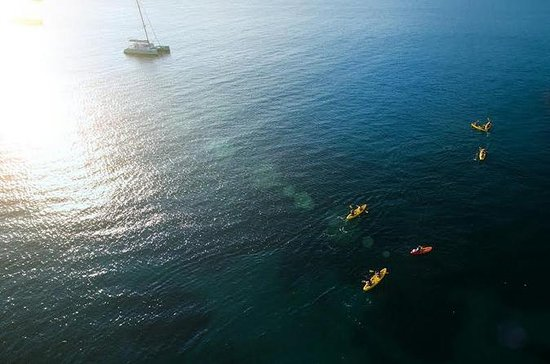 Split Sea Kayaking 3-Hour Tour