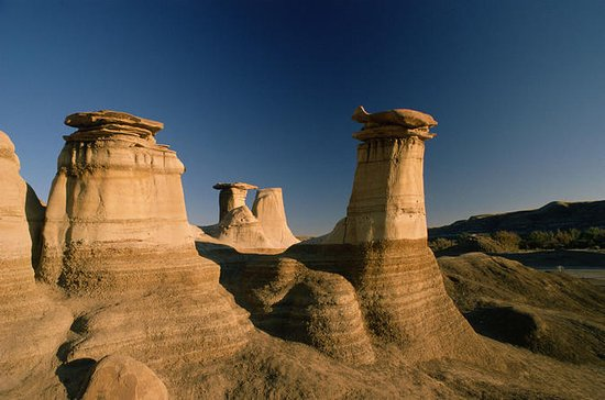 Drumheller and Badlands Full-Day Tour...