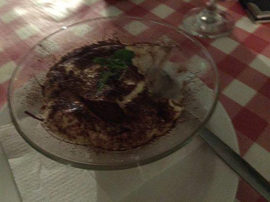 The Mad Italian : Tiramisu