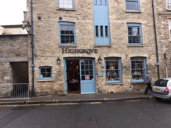 Highgrove Shop, Tetbury, Berkshire 27 September 2016