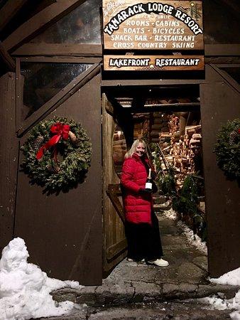 The Lakefront Restaurant : The Tamarack Lodge Resort's Lakefront Restaurant