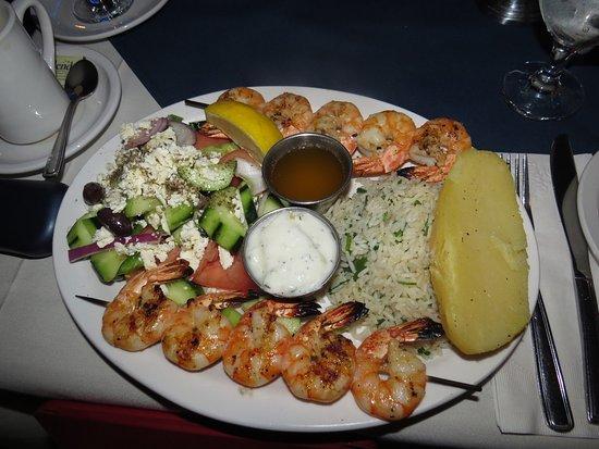 New York Greek Restaurant Ltd Surrey Newton Menu Prices Reviews Tripadvisor