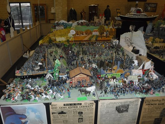 The Miniature Soldier Museum