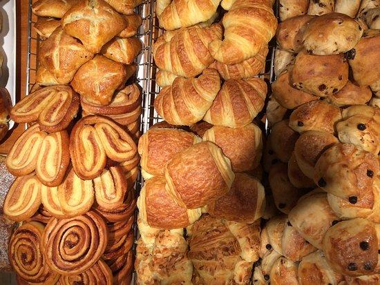 Cowichan Bay, Canadá: True Grain Bread