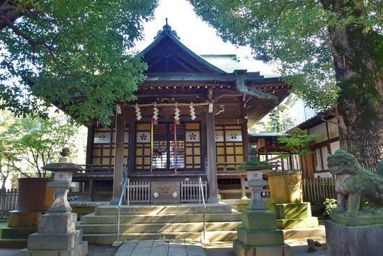 Nishimukiten Shrine