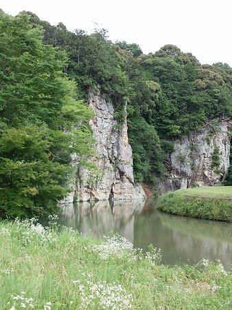 Inagawa-cho, ญี่ปุ่น: 屏風岩