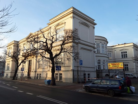 Alexander Rembielinski' Palace