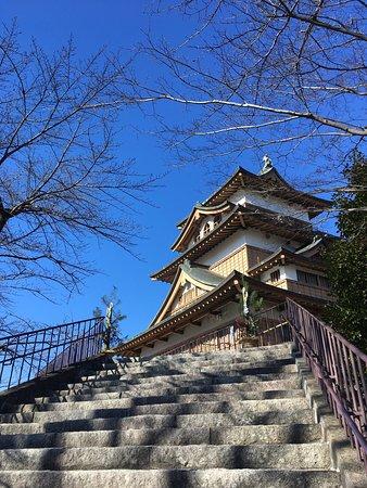Suwa, Japan: 高島城