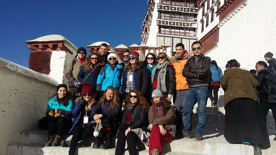 Image result for Tibet group joining tour