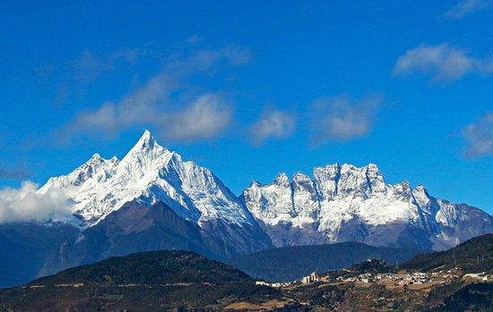 Deqin County, Китай: Meili Snow Mountain #2
